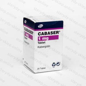 Cabaser Pfizer 1mg