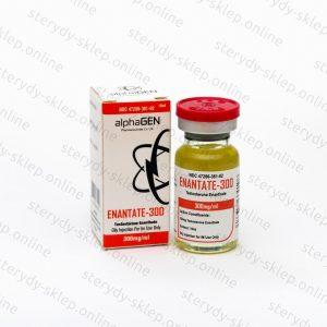Enantate-300 Testosterone Enanthate alphaGEN Pharmaceuticals