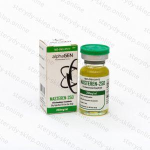 Masteren-250 Drostanolone Enanthate alphaGEN Pharmaceuticals