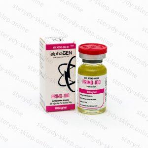 Primo-100 Primobolan Acetate alphaGEN Pharmaceuticals