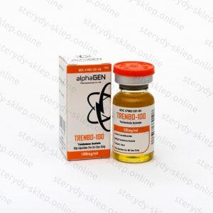 Trenbo-100 Trenbolone Acetate alphaGEN Pharmaceuticals