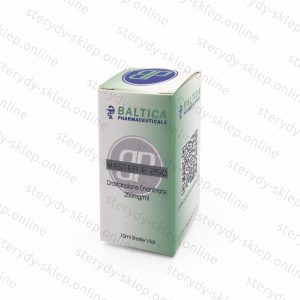 Drostanolone Enanthate 250mg Baltica Pharmaceuticals