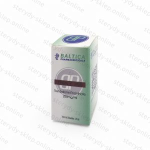 Trenbolone Enanthate 250mg 10ml Baltica Pharmaceuticals