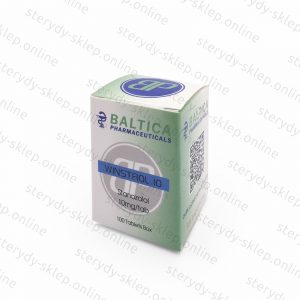 Winstrol 10 Stanozolol Baltica Pharmaceuticals