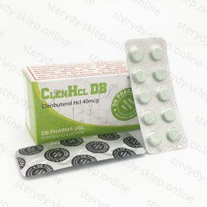 Clenbuterol db pharma